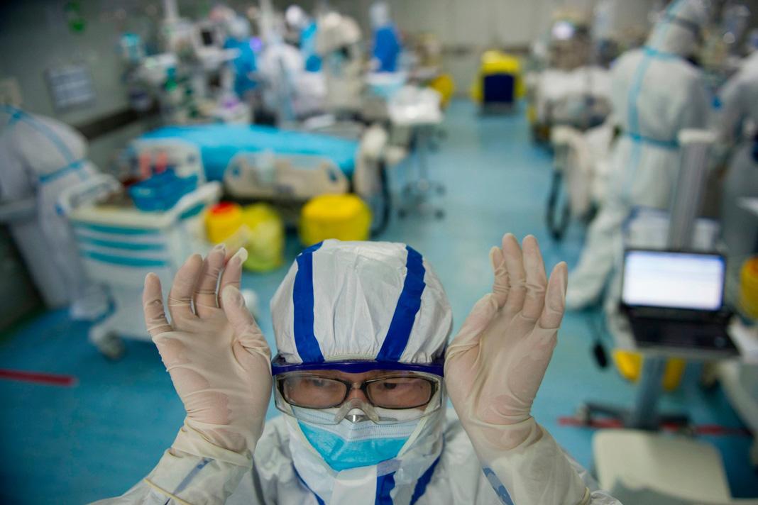 Κορωνοϊός: Η βλάβη που άφησε ο ιός σε ασθενείς που θεραπεύτηκαν
